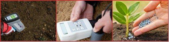 анализ почв в московской области
