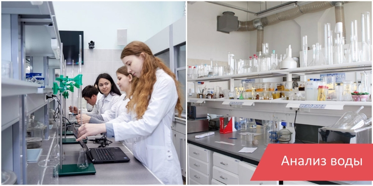 Бактериологический анализ Софрино