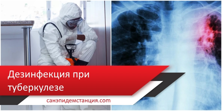 дезинфекция при туберкулезе