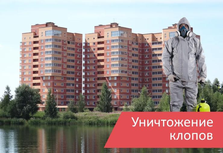 Уничтожение клопов Электрогорск