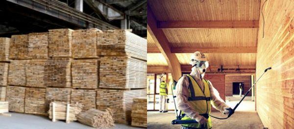 меры обработки древесины
