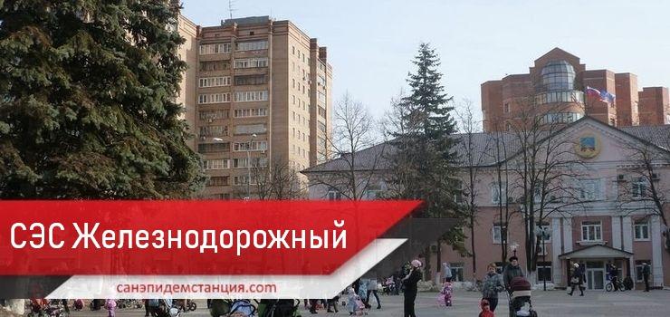 сэс Железнодорожный