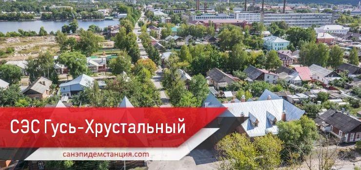 СЭС Гусь-Хрустальный
