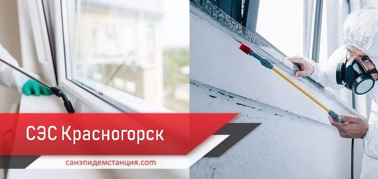 Санэпидемстанция Красногорск