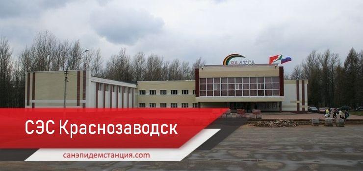 сэс Краснозаводск