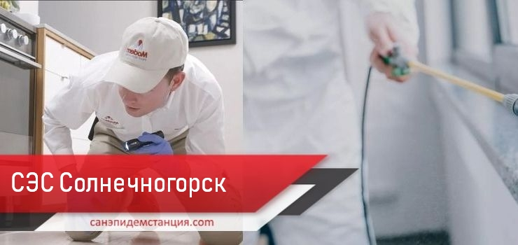 санэпидемстанцияСолнечногорск